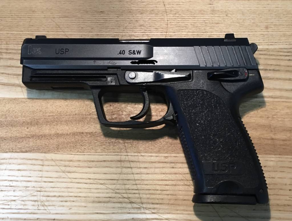 Heckler and Koch USP 40 .40S&W
