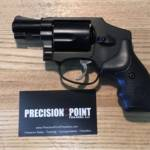 S&W 442 Air weight revolver.38 S&W special +P
